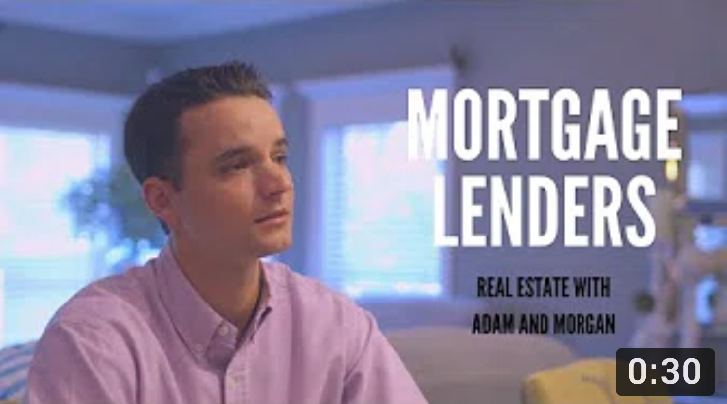 The Importance of Mortgage Lenders