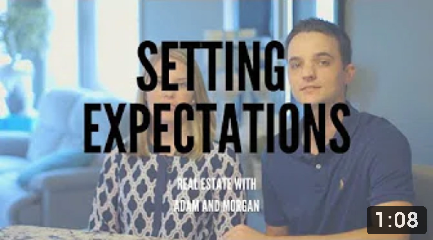 Setting Expectations